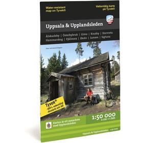 Calazo Uppsala & östra Upplandsleden 1:50 000